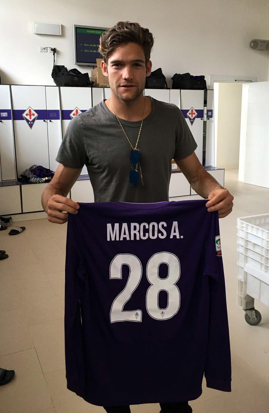 Marcos Alonso también se suma a nuestro proyecto: Camp MA28